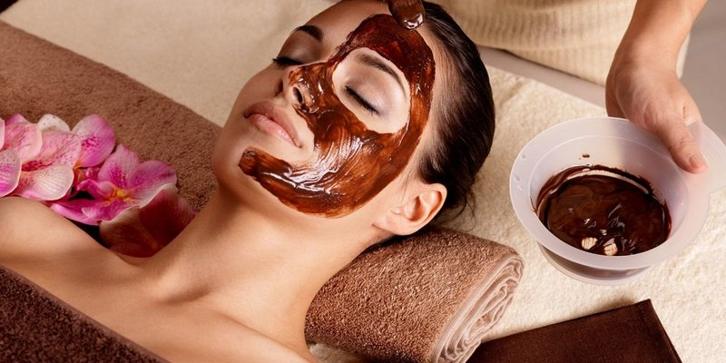 Chocolate Face Treatment 40'