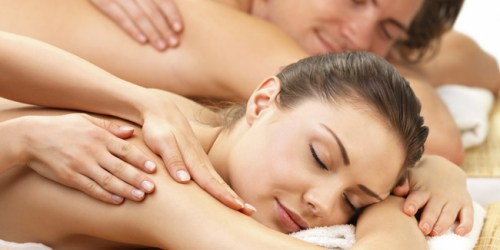 Couple-massage-mixed-Anti-Stress